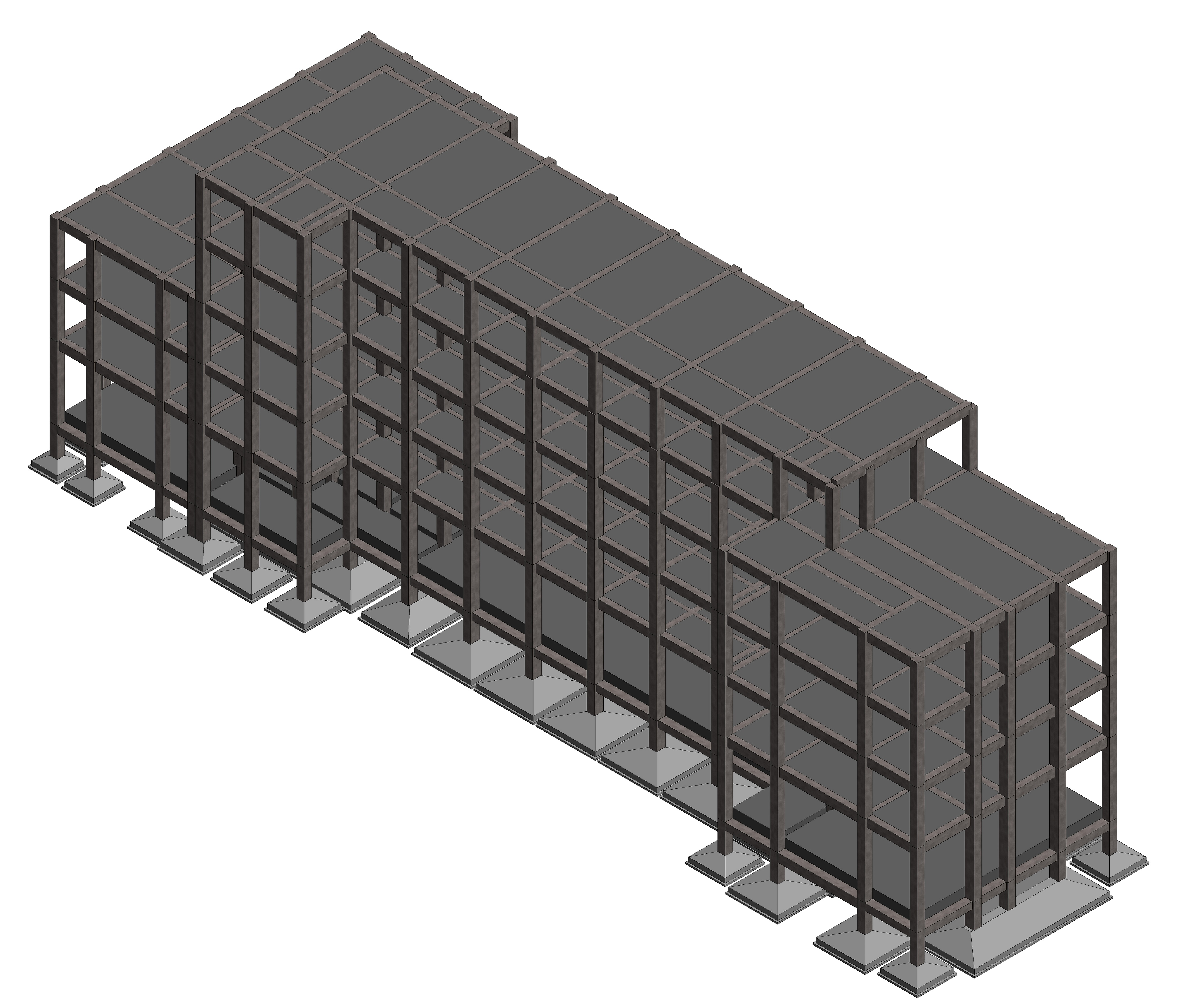 莲花湖社区办公室 结构模型1.jpg